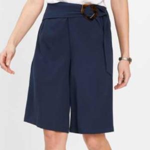 bonprix Culotte Bermuda Shorts