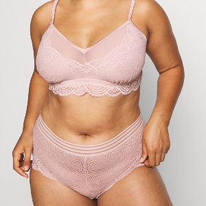 Ashley Graham Lingerie – Essential Boyshort Panties