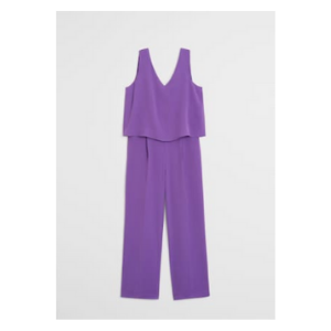 Violeta by MANGO Langer Overall