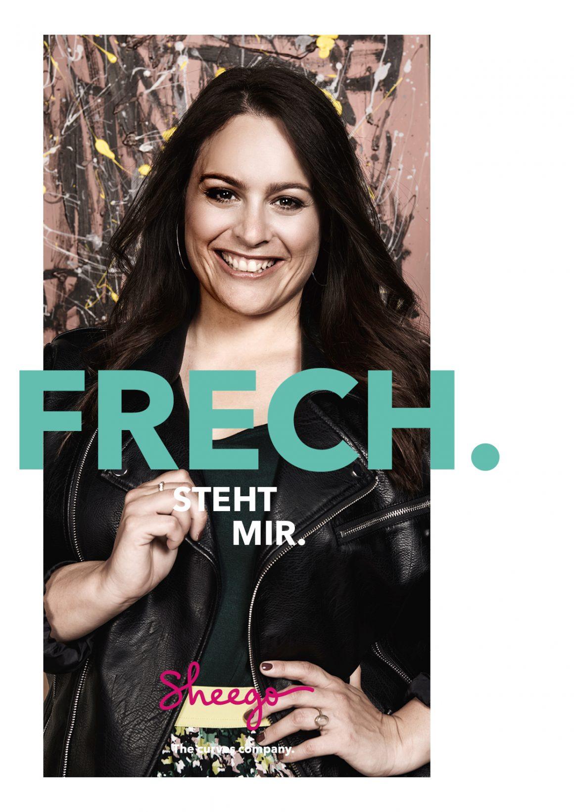 RTL-Moderatorin Leonie Koch in ihrem frechen sheego Look