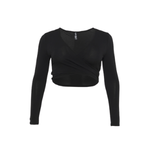 Cropped Top Pieces Curve