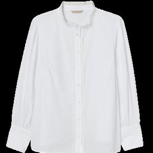 H&M - Bluse mit Stickerei