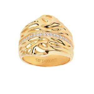 Sif Jakobs - Ring Vulcanello Grande