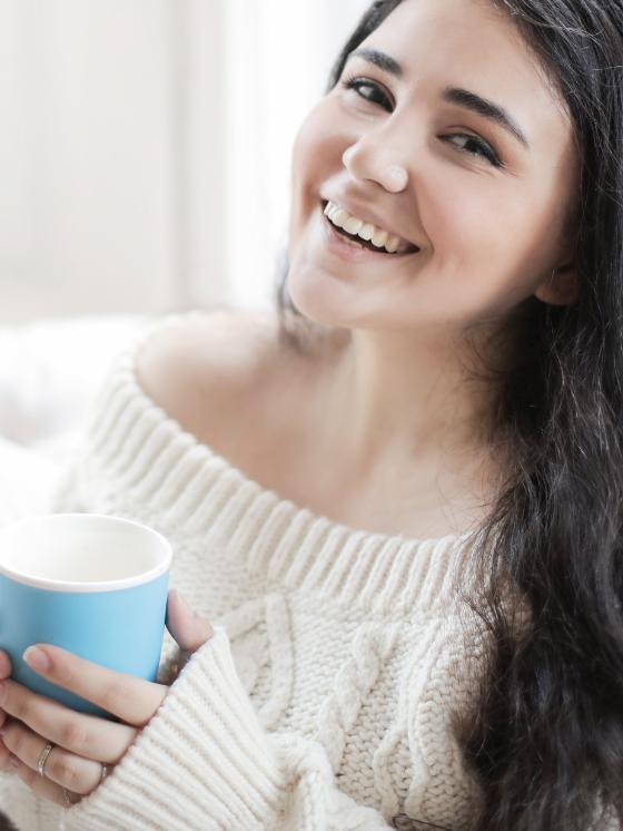 Tee als Beautyelexir