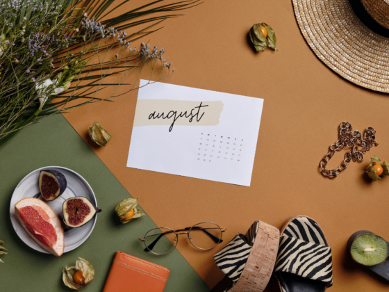 Monats Favoriten August